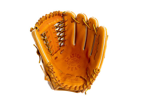 Infield/Pitcher Leather Baseball Glove - Tan 11.75 Inch