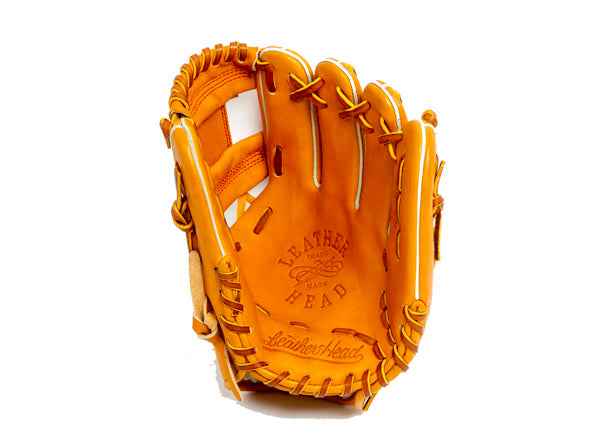 Infield Leather Baseball Glove - Tan 11.25 Inch