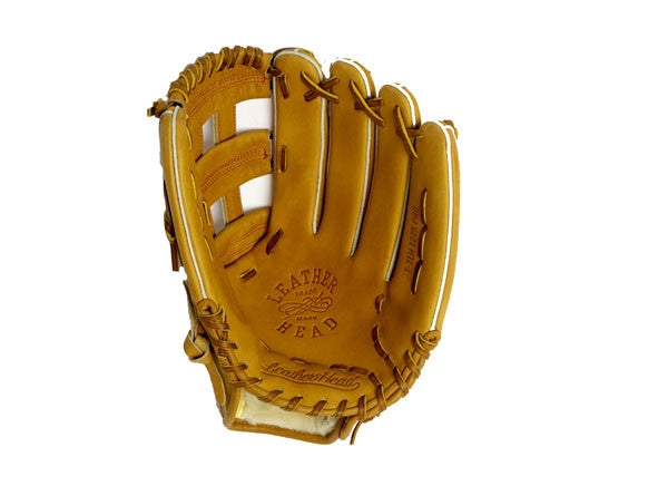 Outfield Leather Baseball Glove - T-TLH Tan 12.75 Inch