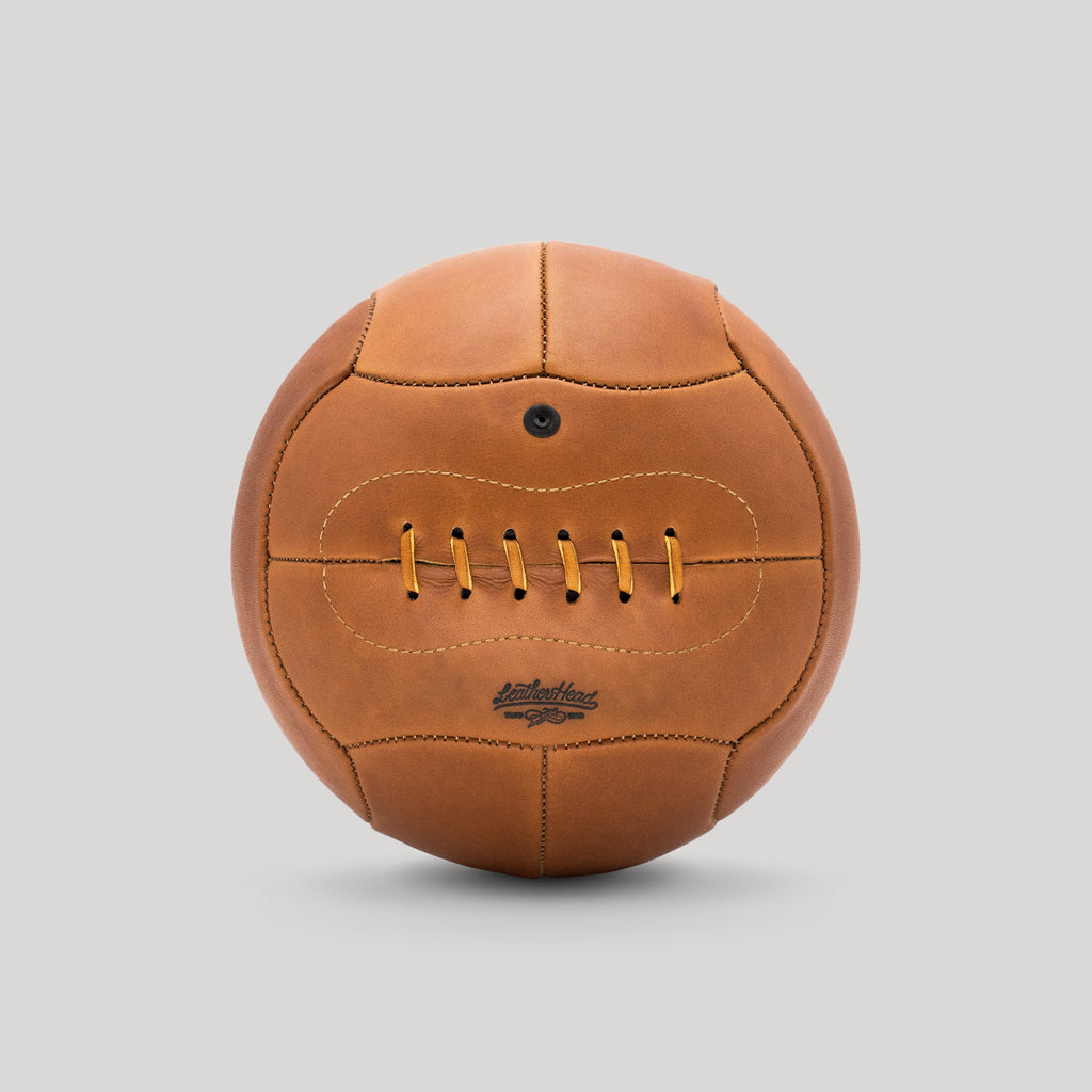 """Old Fashioned"" Soccer Ball, 1930 World Cup Ball"