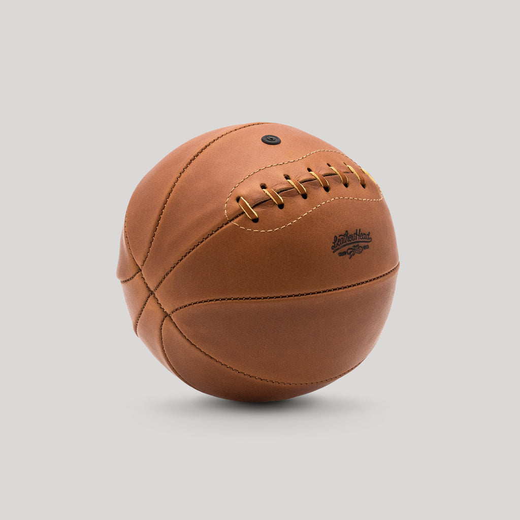 Teak Mini Basketball