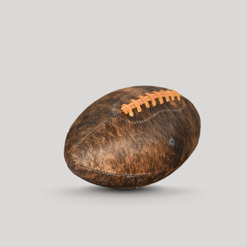 Winston Hair on Cow Hide Leather Football