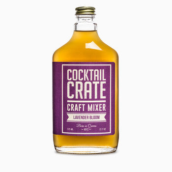 Cocktail Crate Lavender Bloom cocktail mixer