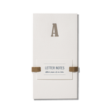 almanac industries letter notes A