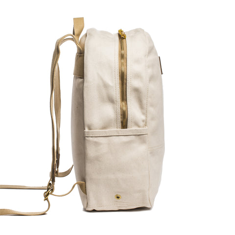 archival day pack natural side