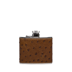 small steel flask