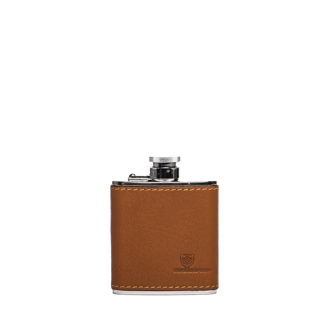 small slim flask