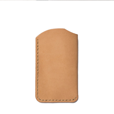 bison made no 1 wallet natural back