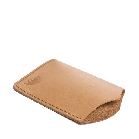 bison made no 1 wallet natural front 2