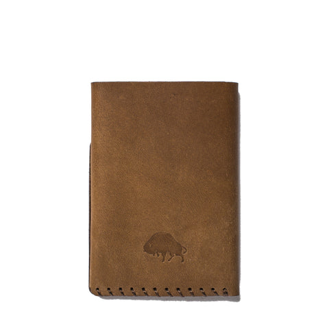 bison made no 2 wallet whiskey