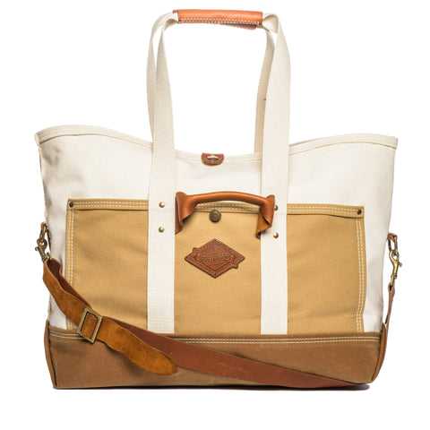 boston bag co revival series maple whiskey front