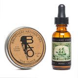 brothers artisan oil tamer and sage mint forest combo front