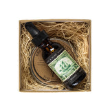 brothers artisan oil tamer and sage mint forest combo front package