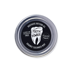 tooth powder: active charcoal