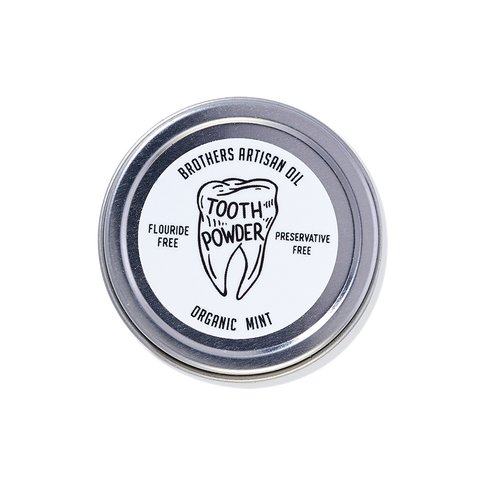 Tooth Powder: original