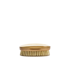 oval hairbrush