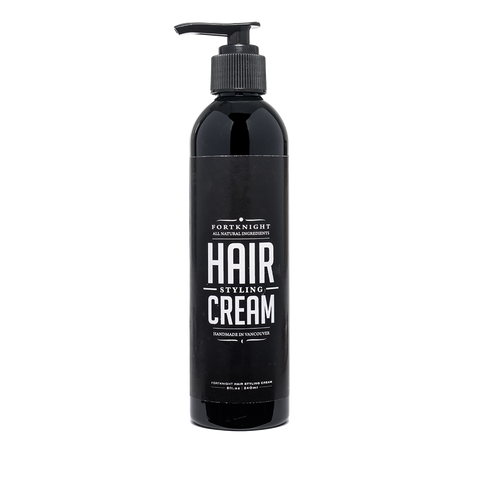fortknight hair cream front