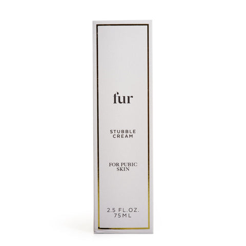 FUR Stubble Cream box front