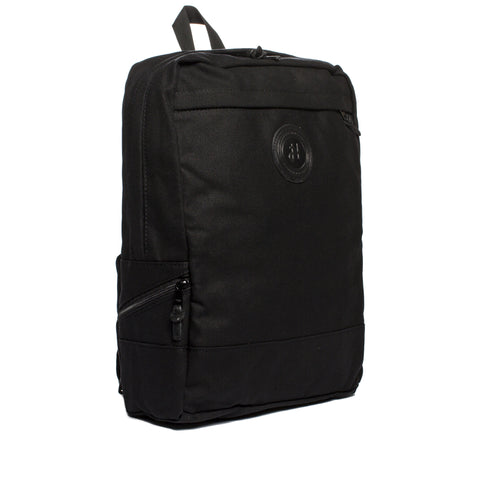 hemetic special edition backpack black front left angle