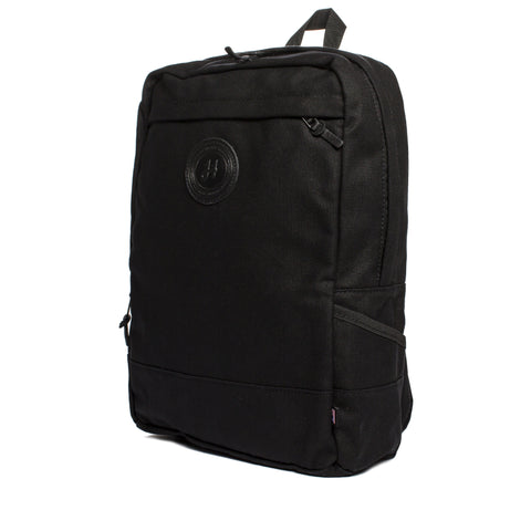 hemetic special edition backpack black front right angle