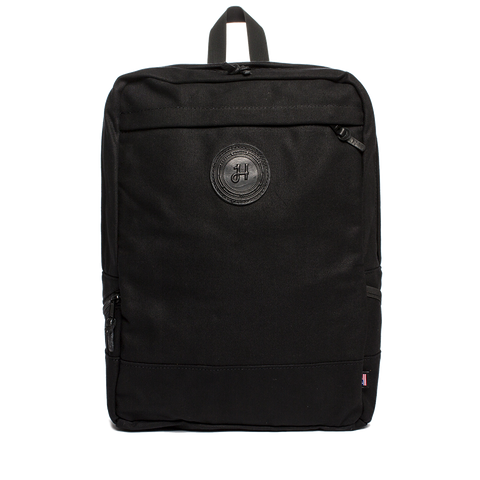 hemetic special edition backpack black front