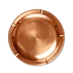 bridger copper ashtray