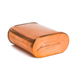 jacob bromwell great american flask pure copper bottom