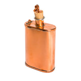 jacob bromwell great american flask pure copper front angle
