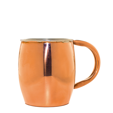 Jacob Bromwell Jack's Moscow Mule cup