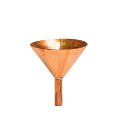 pure copper funnel