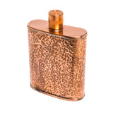jacob bromwell pure copper freedom flask angle