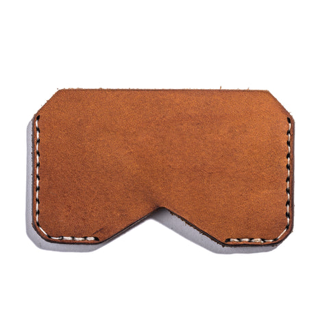 Lajoie mini pocket wallet natural back