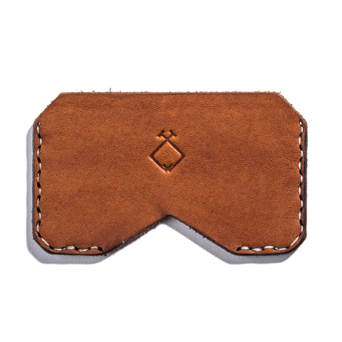 Lajoie mini pocket wallet natural front