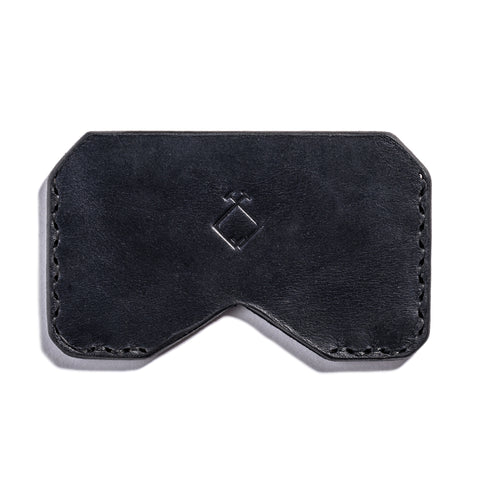 Lajoie mini pocket wallet midnight front