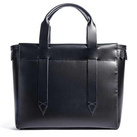 Lajoie palais shoulder tote black back