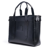 Lajoie palais shoulder tote black front right