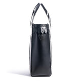 Lajoie palais shoulder tote black side