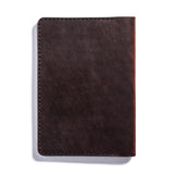 Lajoie troy travel wallet cognac back