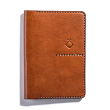 Lajoie troy travel wallet natural front