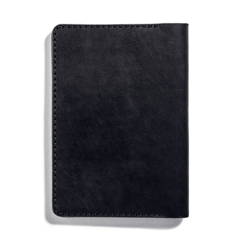 Lajoie troy travel wallet midnight back
