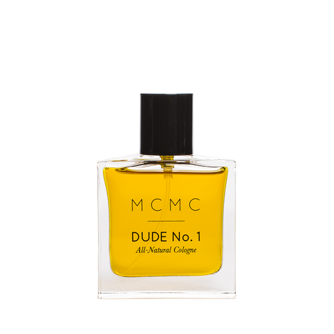mcmc dude no.1 cologne front