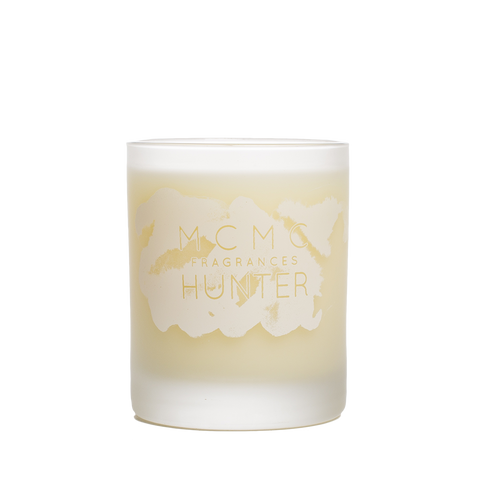 mcmc hunter candle front