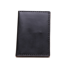 black traveler wallet