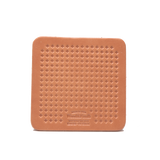 tan coaster set