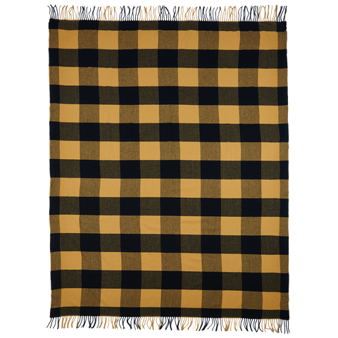 pendleton 5th avenue throw rob roy camel laydown