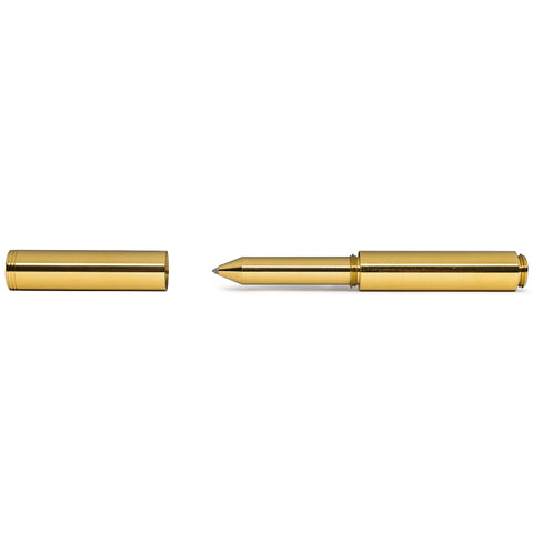 Brass Pen by Schon DSGN open