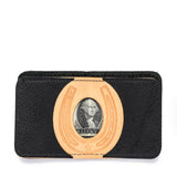 thread honcho lucky buck wallet black open