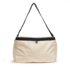 canvas paperboy tote