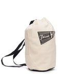 thread honcho canvas shoulder duffel angle