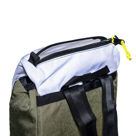 topo designs ypack olive close-up